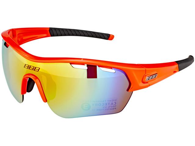 BBB Select XL BSG-55XL Sportbrille orange glanz